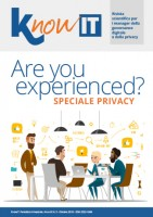 Are you experienced? Speciale privacy